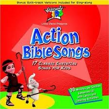 Cedarmont Kids Classics: Action Bible Songs